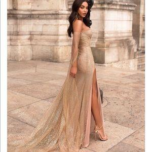 1e05cbb8f2a Alamour The Label Dresses - Jocelina Alamour the Label evening gown Medium